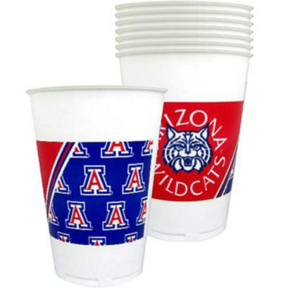 Arizona Wildcats Party Kit for 16 Guests Image #6