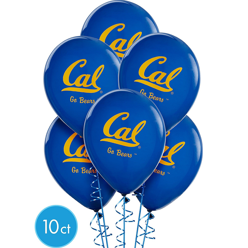 Cal Bears Balloon Kit Image #2