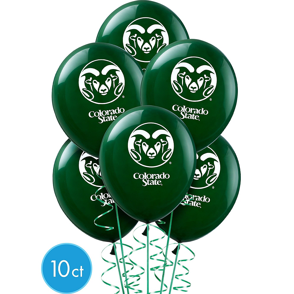 Colorado State Rams Balloon Kit Image #3
