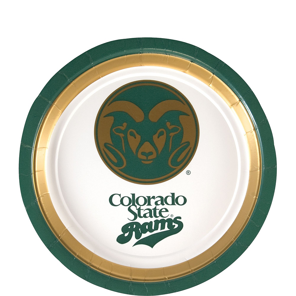 Colorado State Rams Party Kit for 16 Guests Image #2