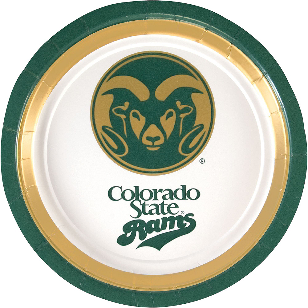 Colorado State Rams Party Kit for 16 Guests Image #3