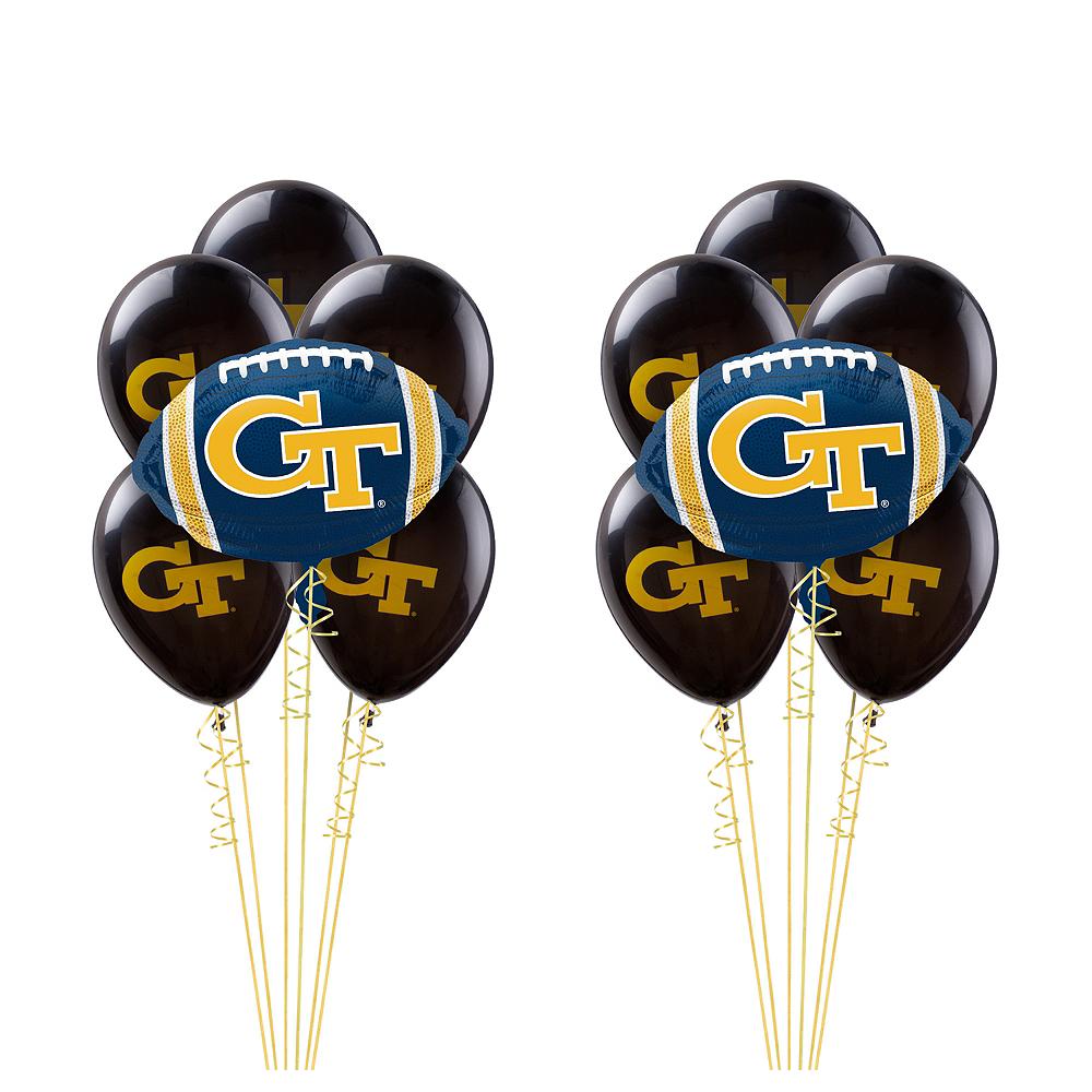 Georgia Tech Yellow Jackets Balloon Kit Image #1
