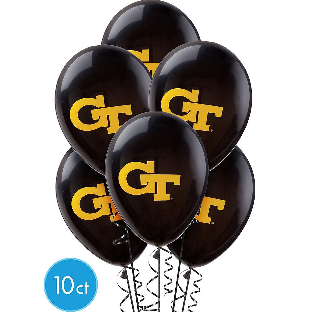 Georgia Tech Yellow Jackets Balloon Kit Image #3