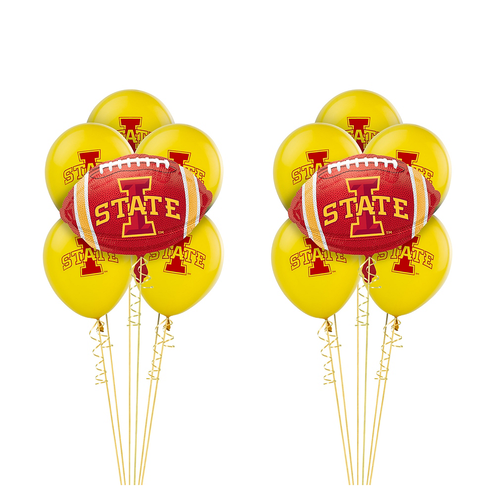 Iowa State Cyclones Balloon Kit Image #1