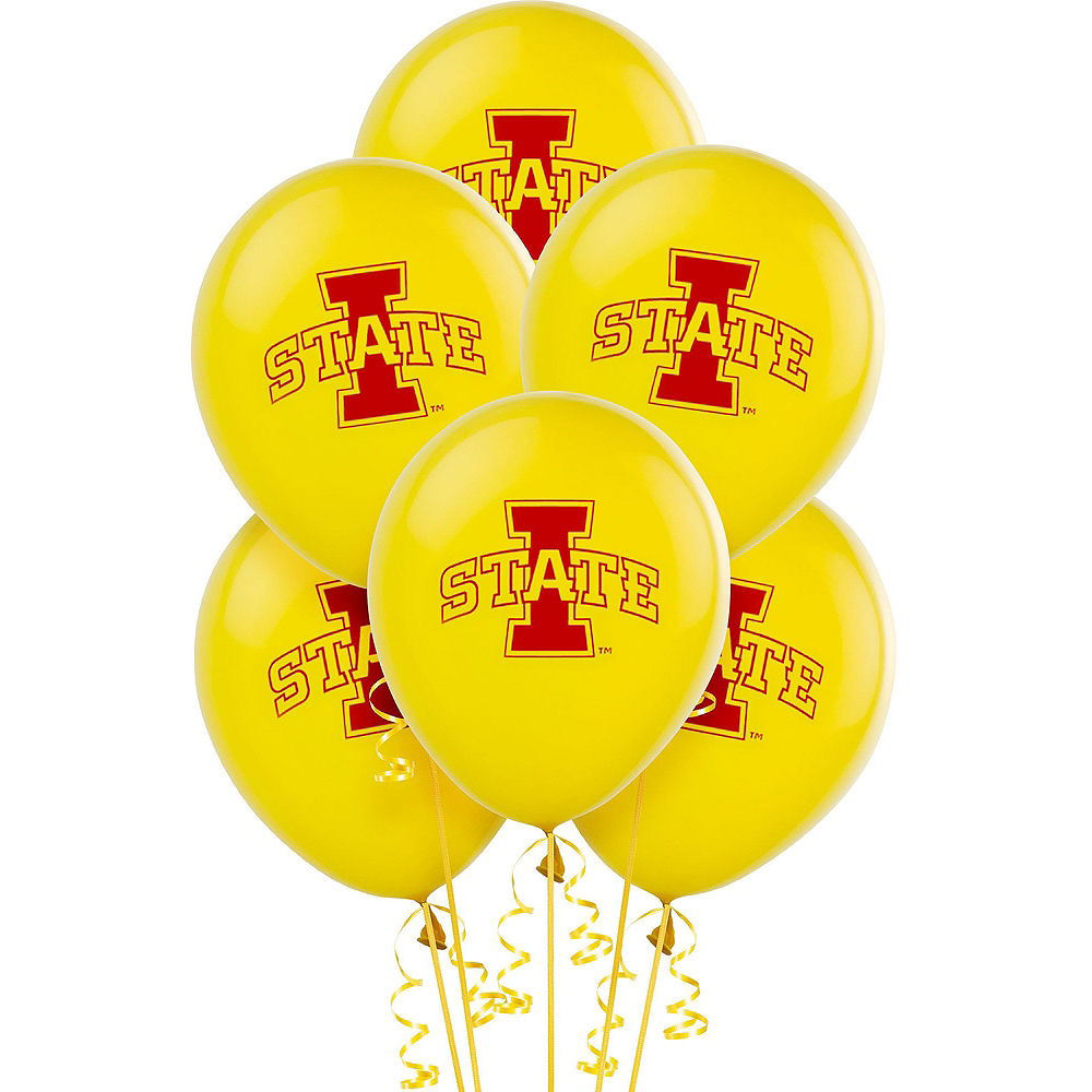 Iowa State Cyclones Balloon Kit Image #3