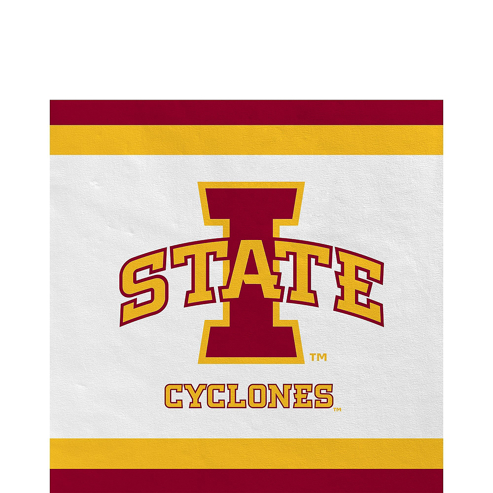 Iowa State Cyclones Party Kit for 16 Guests Image #5