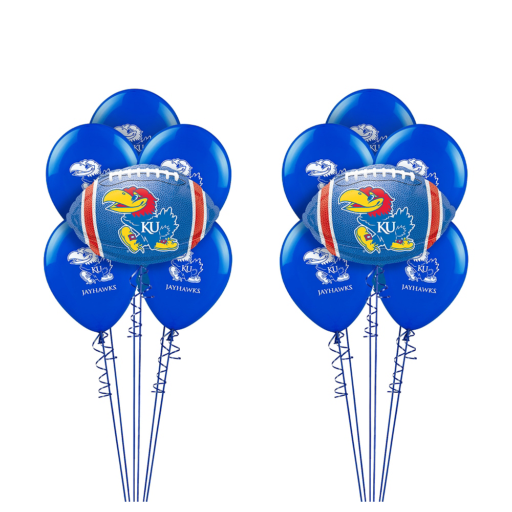 Nav Item for Kansas Jayhawks Balloon Kit Image #1