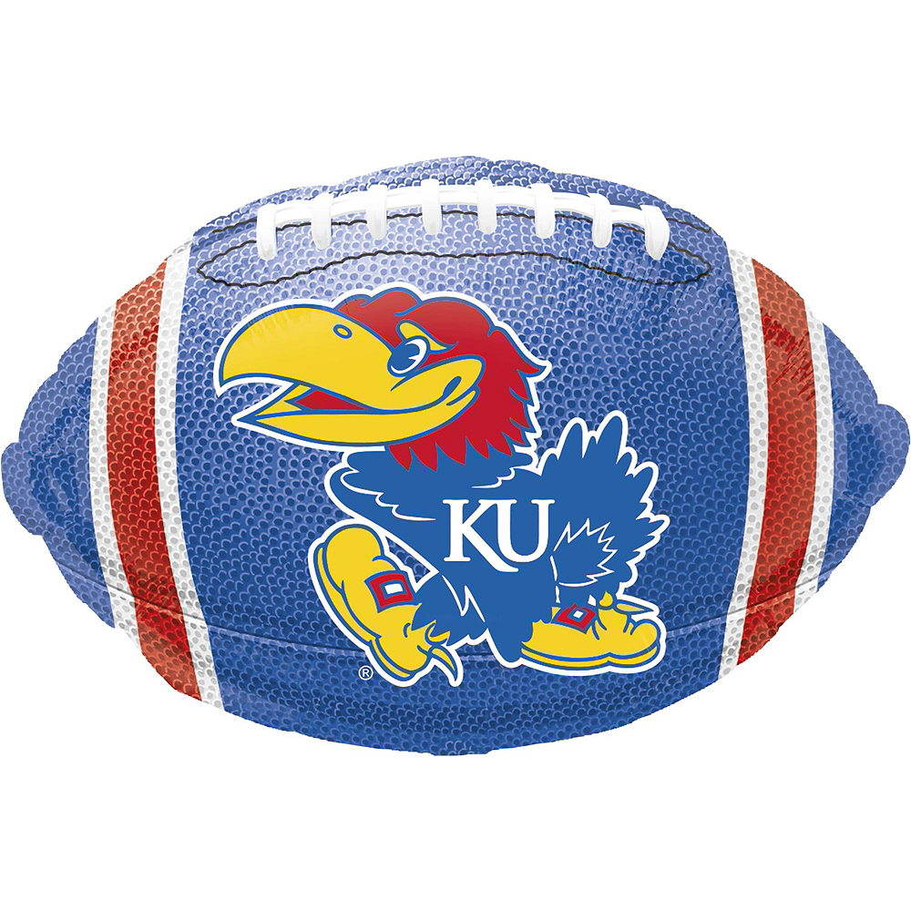 Nav Item for Kansas Jayhawks Balloon Kit Image #2