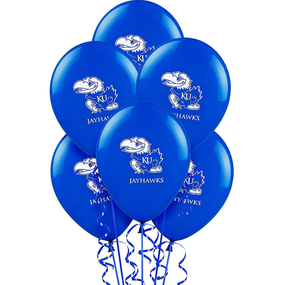 Nav Item for Kansas Jayhawks Balloon Kit Image #3