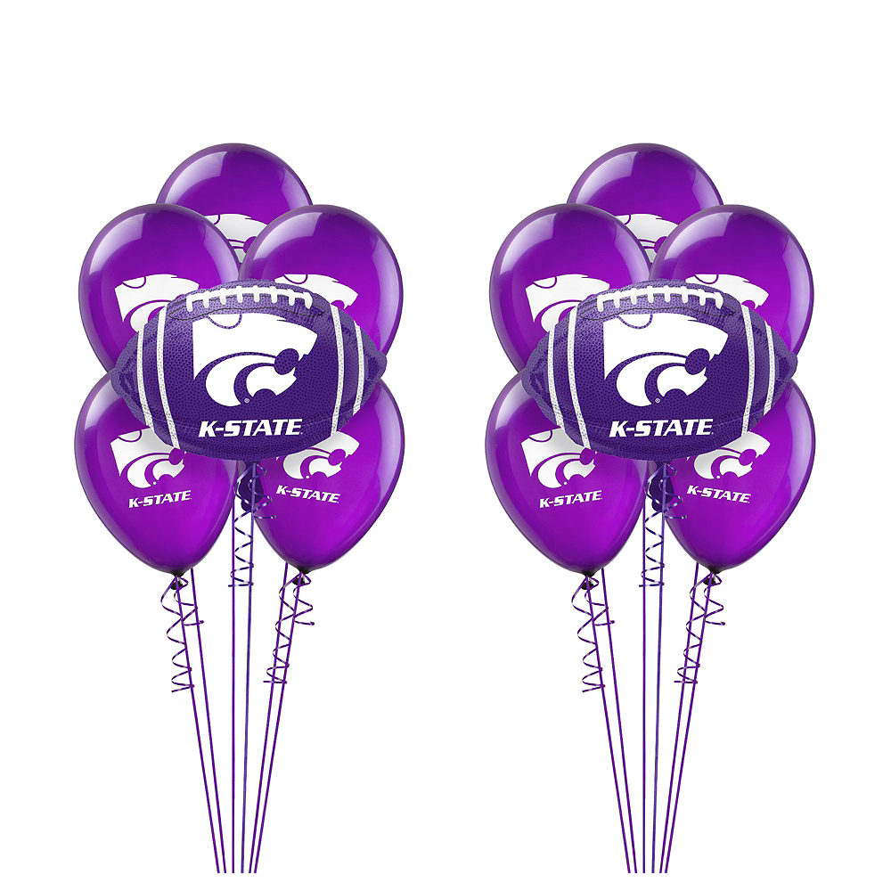 Kansas State Wildcats Balloon Kit Image #1