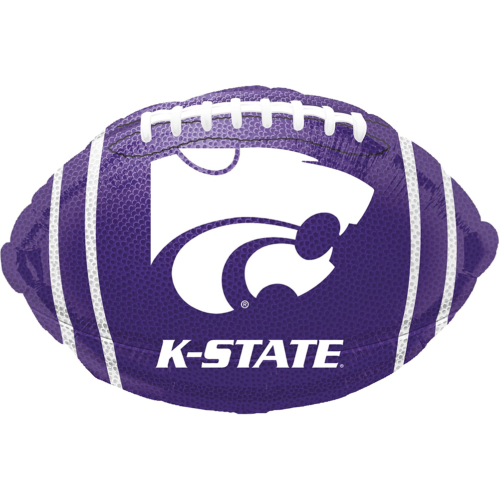 Kansas State Wildcats Balloon Kit Image #2
