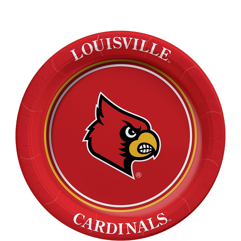 Louisville Cardinals Party Kit for 16 Guests Image #2