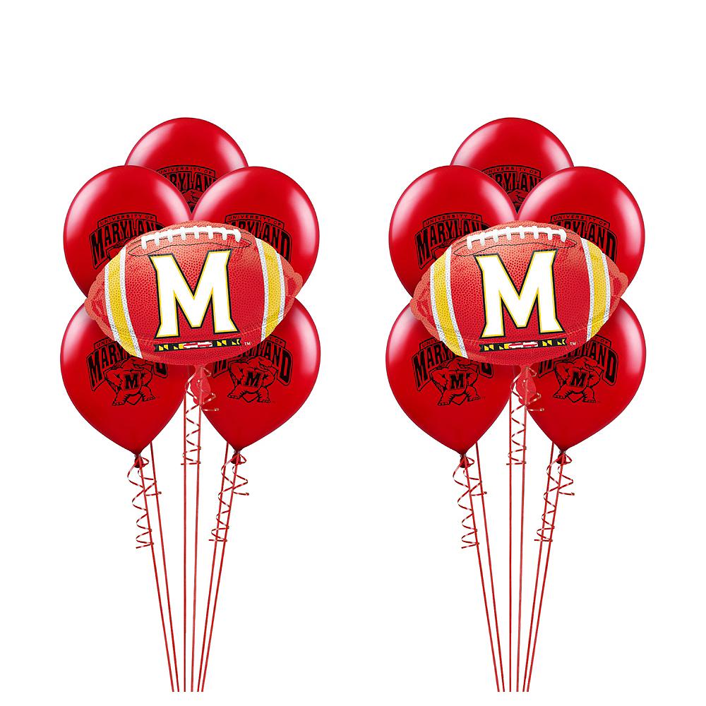 Maryland Terrapins Balloon Kit Image #1
