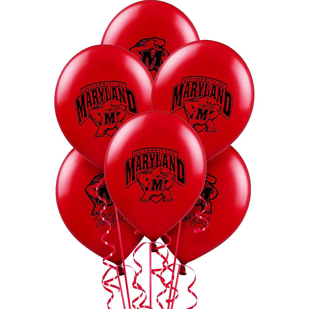 Maryland Terrapins Balloon Kit Image #3