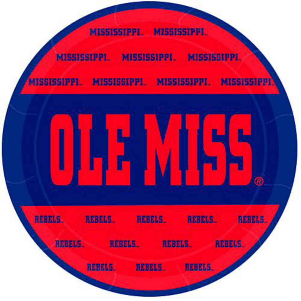 Ole Miss Rebels Party Kit for 16 Guests Image #3