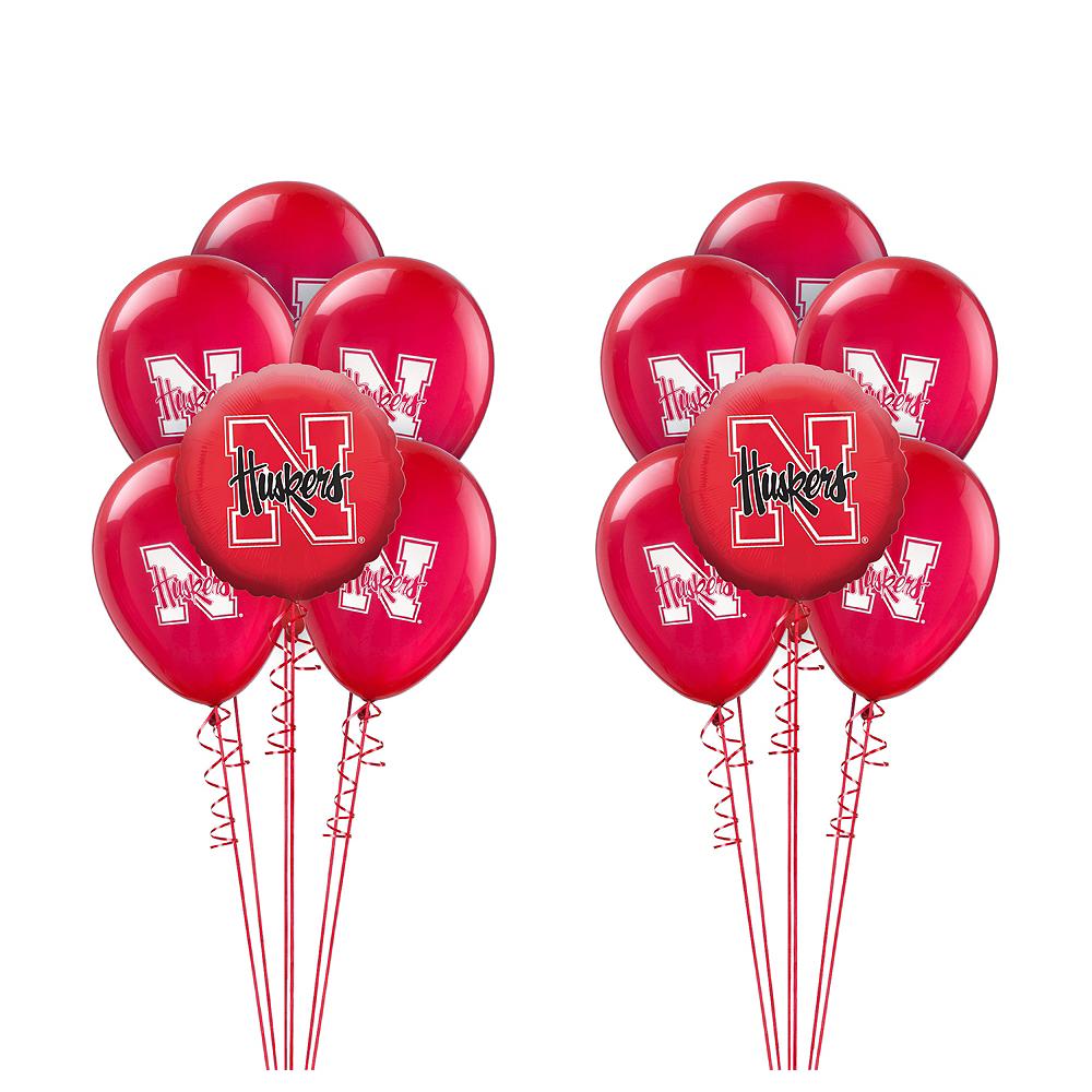 Nebraska Cornhuskers Balloon Kit Image #1
