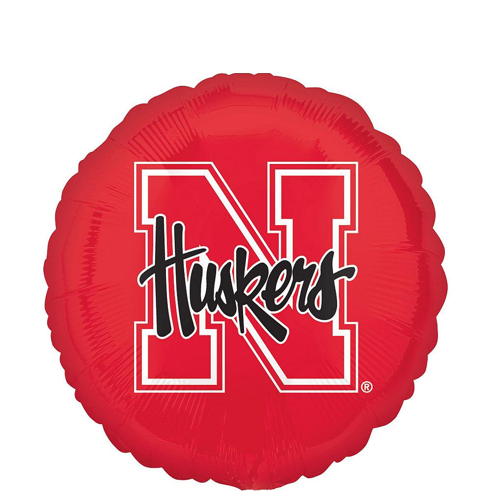 Nebraska Cornhuskers Balloon Kit Image #2
