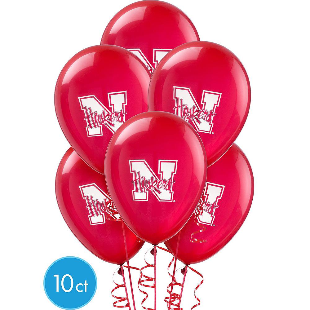 Nebraska Cornhuskers Balloon Kit Image #3