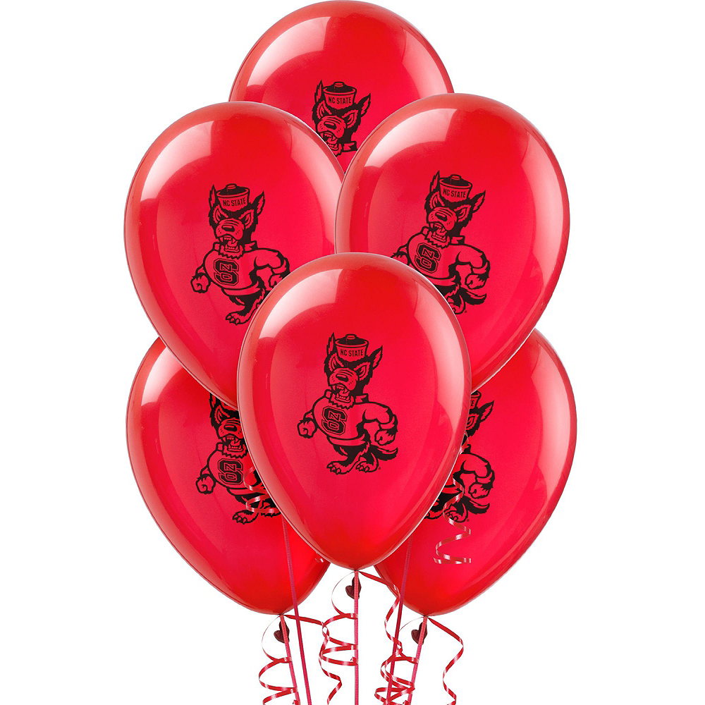 North Carolina State Wolfpack Balloon Kit Image #3