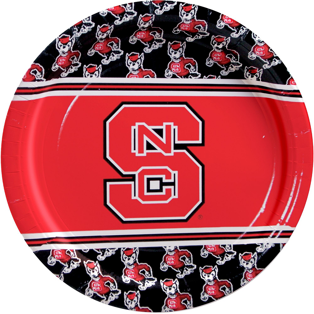 North Carolina State Wolfpack Party Kit for 16 Guests Image #3