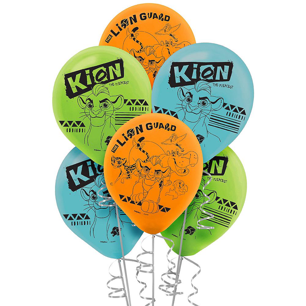 Lion Guard Balloons 6ct Image #1