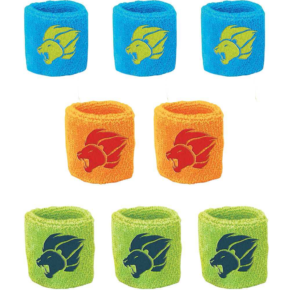 Nav Item for Lion Guard Sweatbands 8ct Image #1