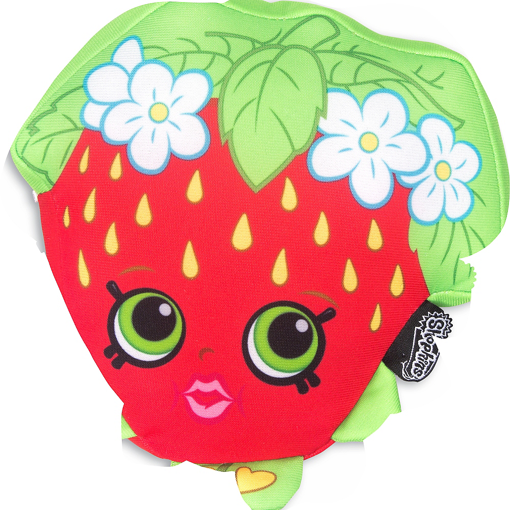 Color 'n' Create Strawberry Kiss Plush - Shopkins Image #2