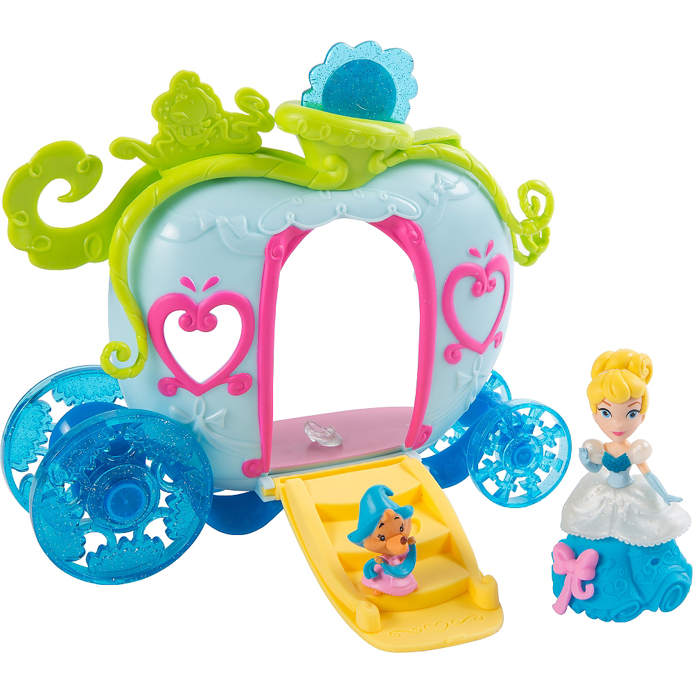 Bibbidi Bobbidi Carriage Cinderella Playset 11pc Image #2