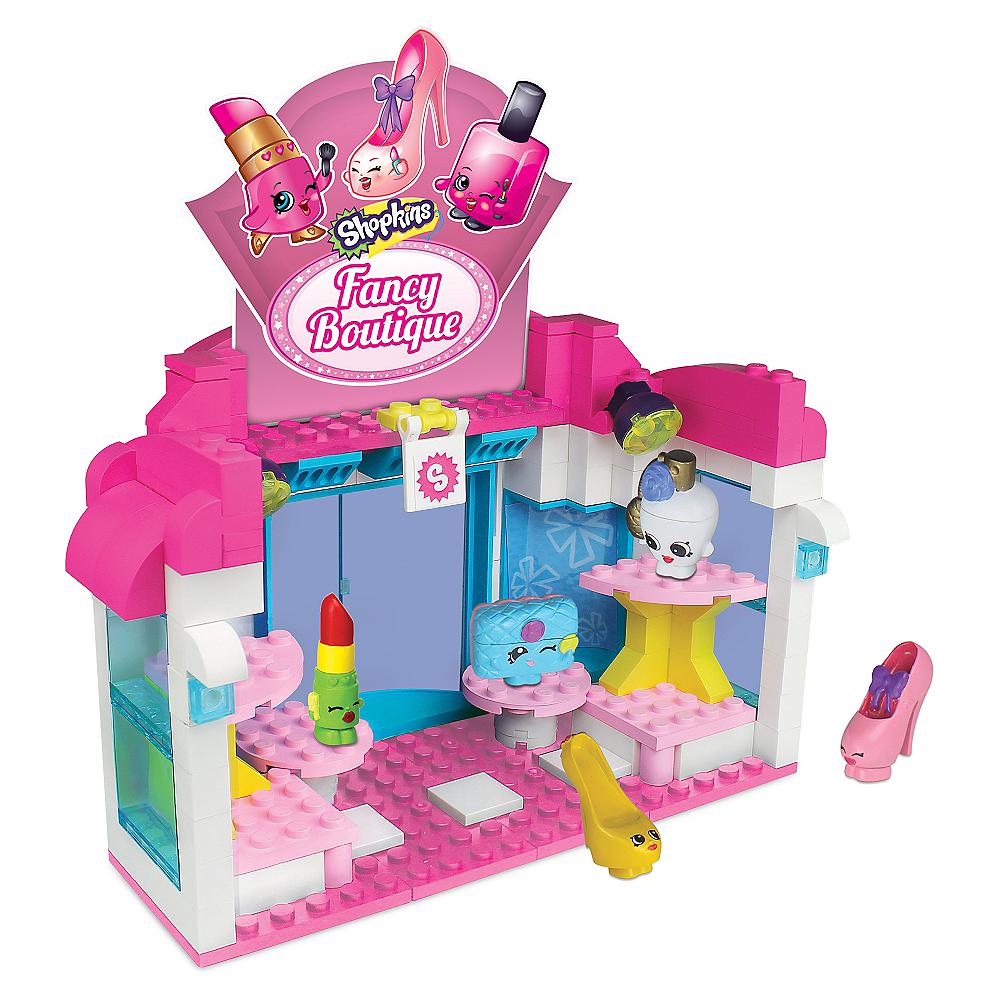 Fancy Boutique Shopkins Playset 174pc Image #1