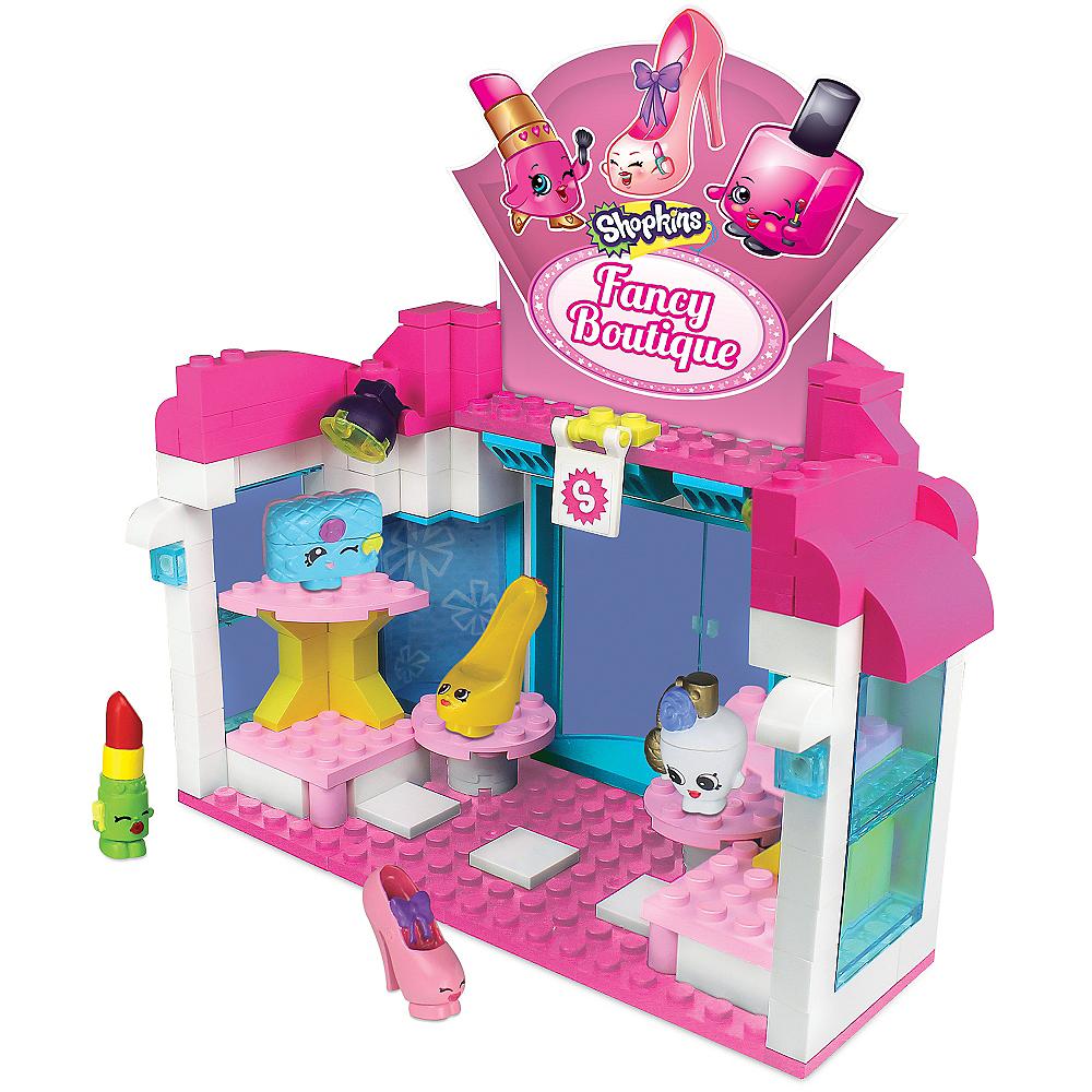 Fancy Boutique Shopkins Playset 174pc Image #2