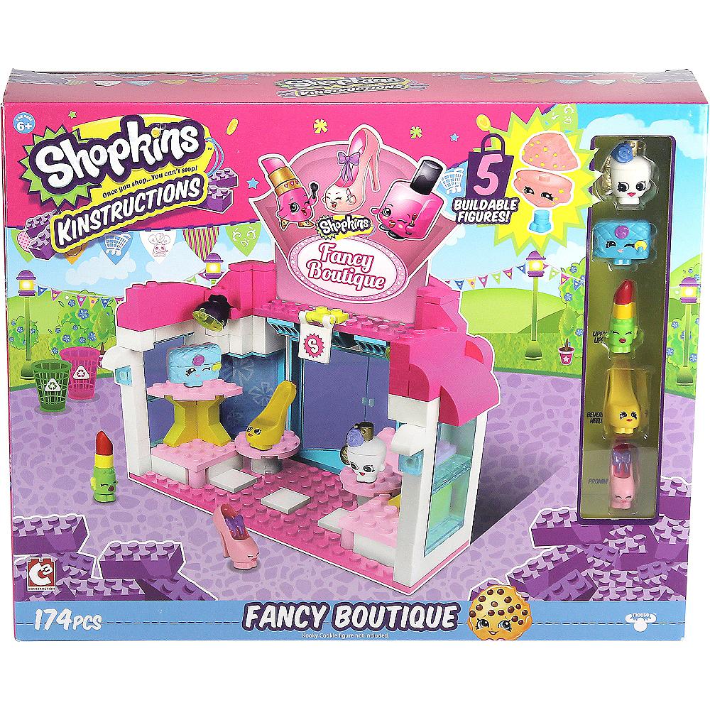 Fancy Boutique Shopkins Playset 174pc Image #3