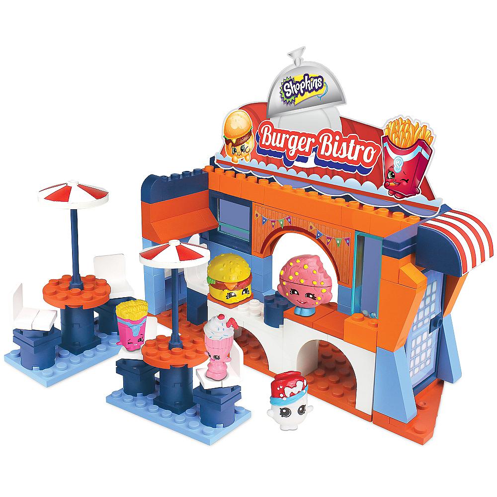 Burger Bistro Shopkins Playset 159pc Image #2