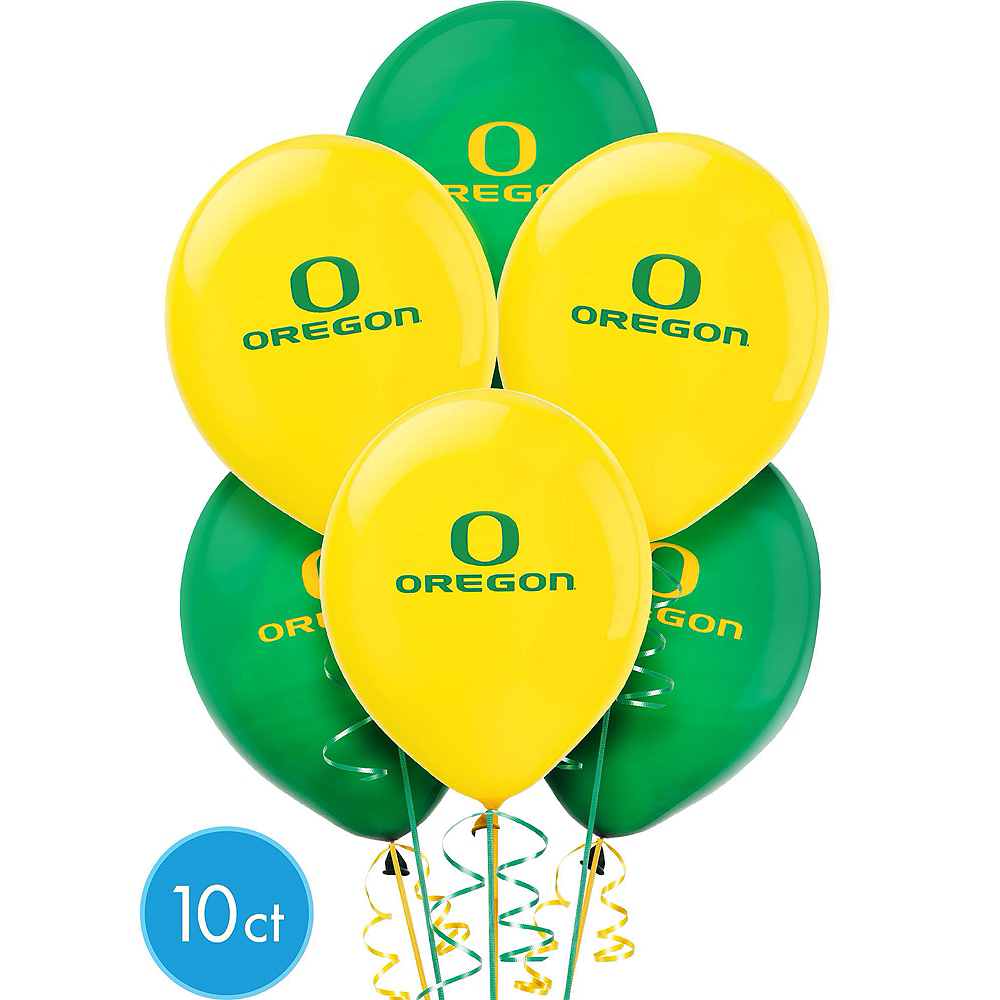 Oregon Ducks Balloon Kit Image #3