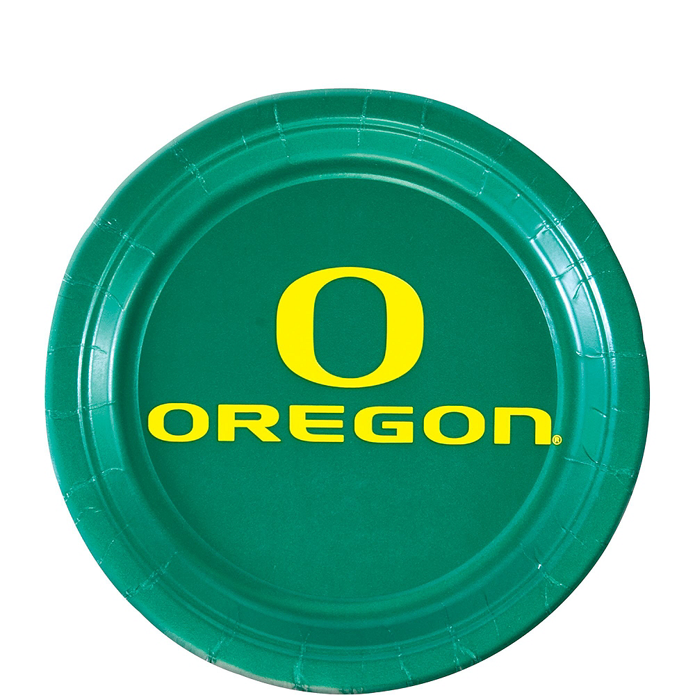 Oregon Ducks Party Kit for 16 Guests Image #2