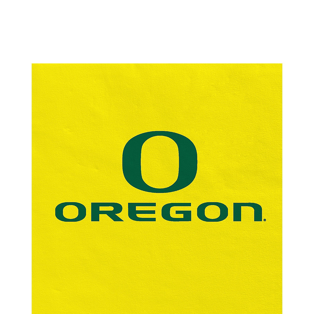 Oregon Ducks Party Kit for 16 Guests Image #5