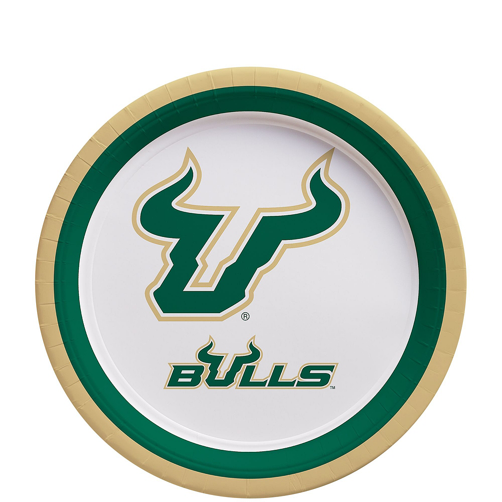 South Florida Bulls Party Kit for 16 Guests Image #2