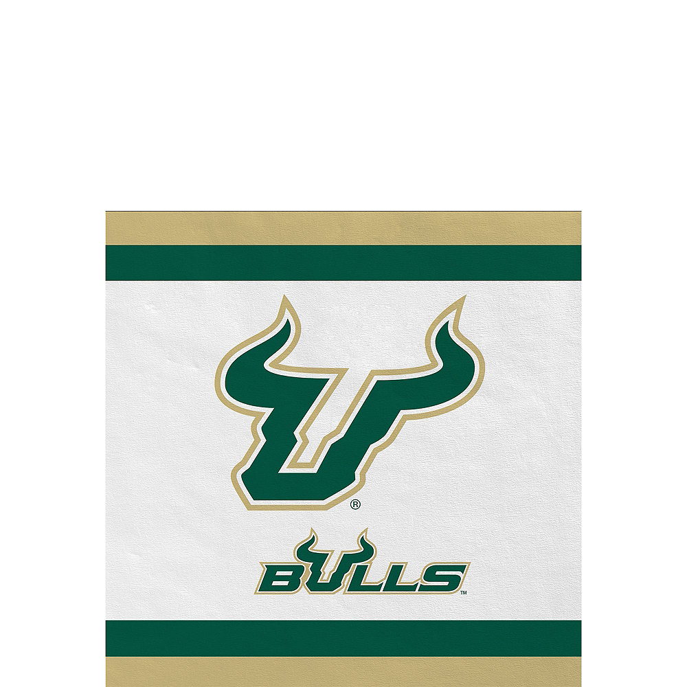 South Florida Bulls Party Kit for 16 Guests Image #4
