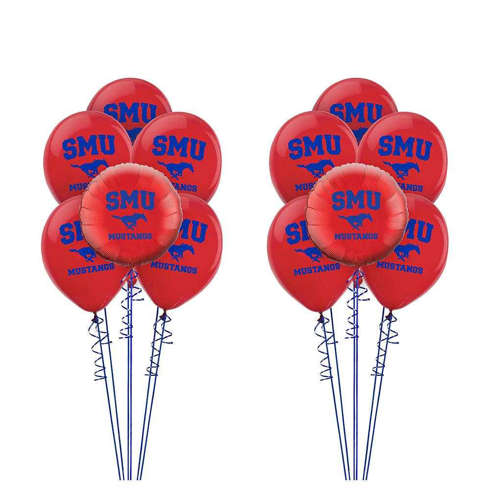 SMU Mustangs Balloon Kit Image #1