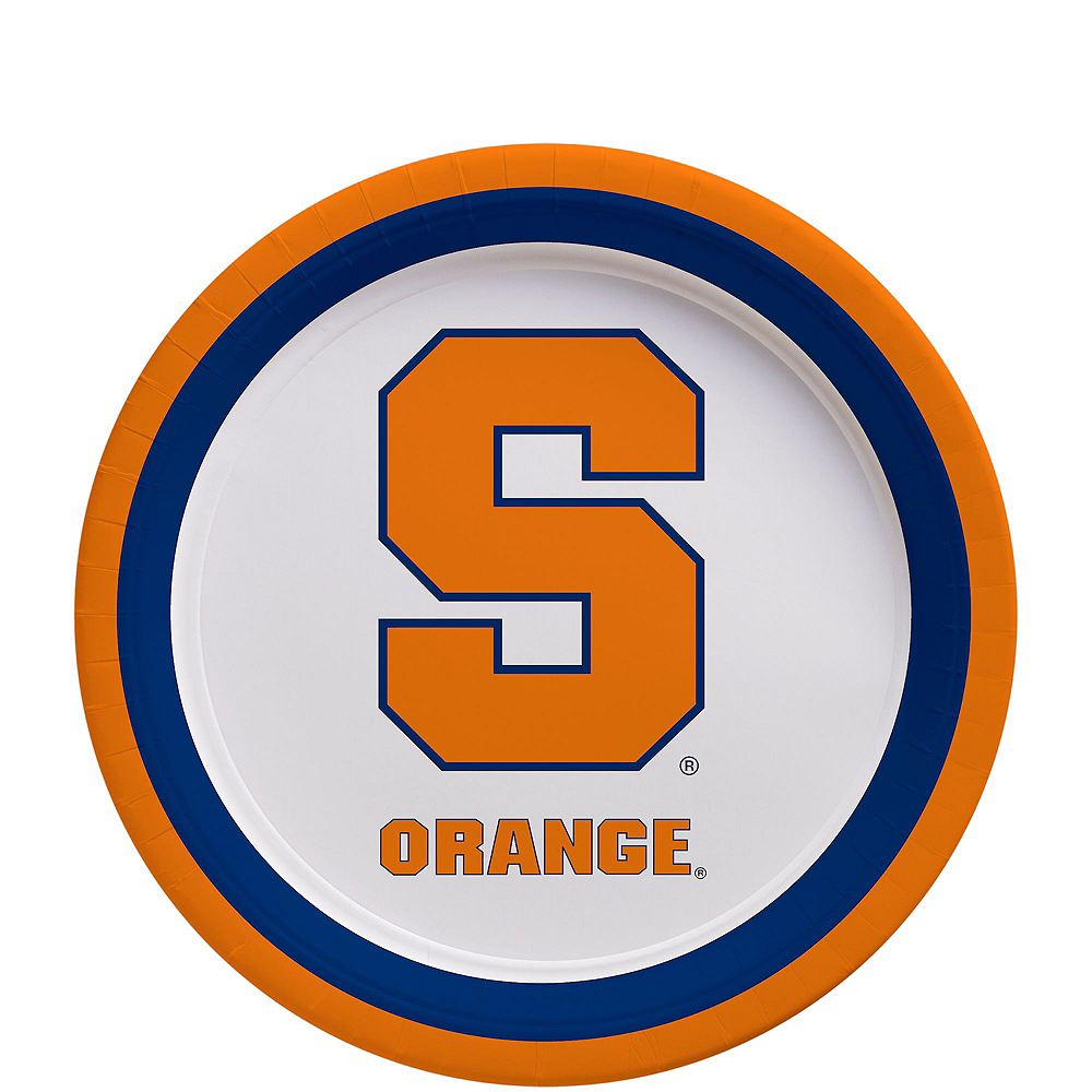 Syracuse Orange Party Kit for 16 Guests Image #2