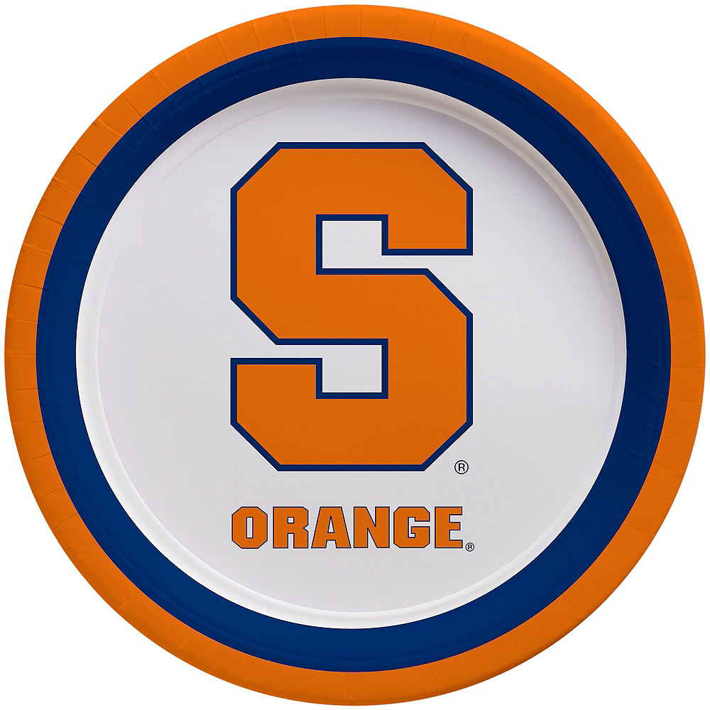 Syracuse Orange Party Kit for 16 Guests Image #3