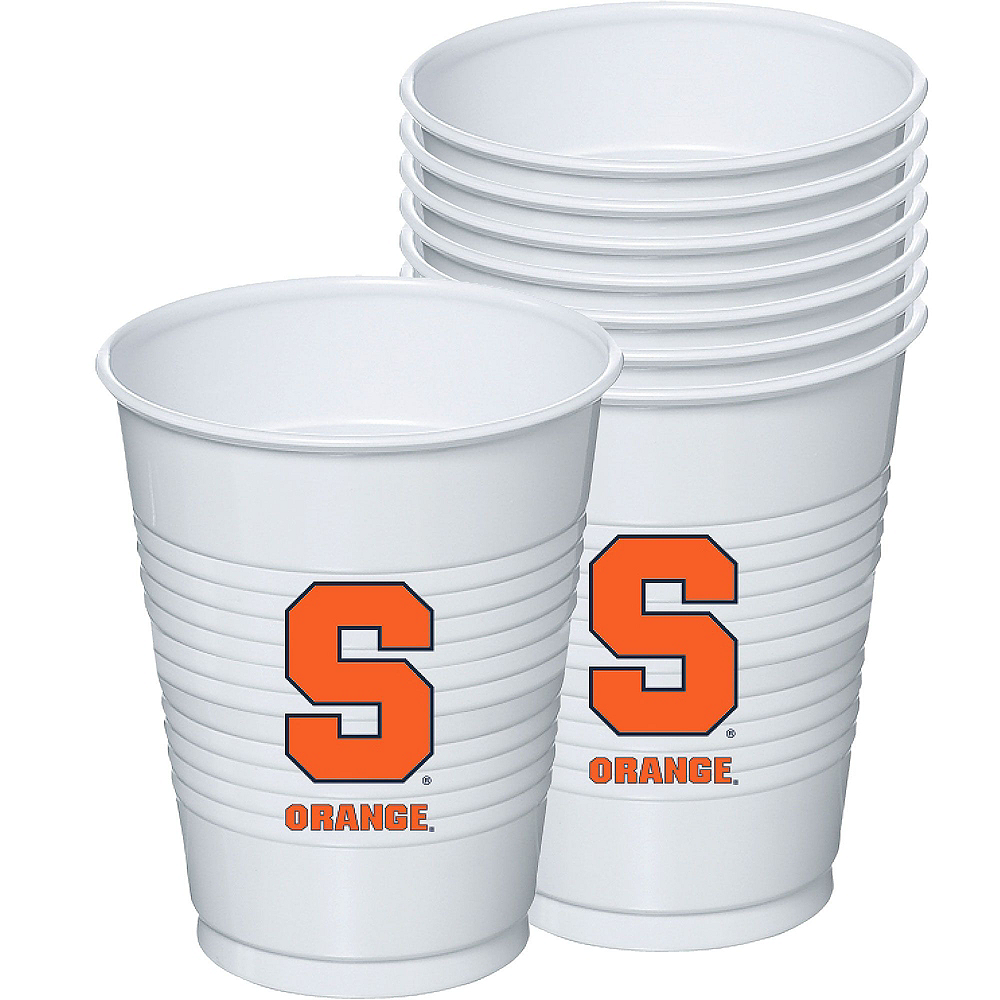Syracuse Orange Party Kit for 16 Guests Image #6