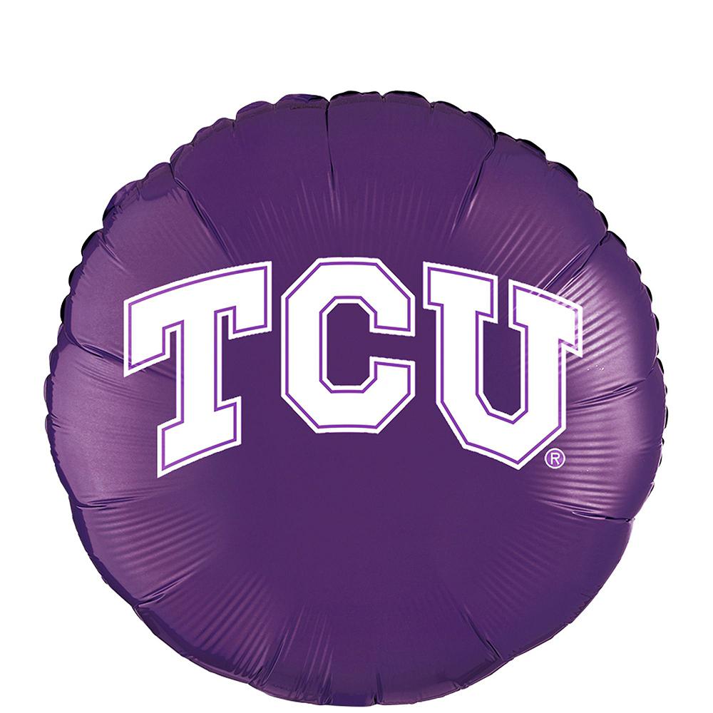 TCU Horned Frogs Balloon Kit Image #3