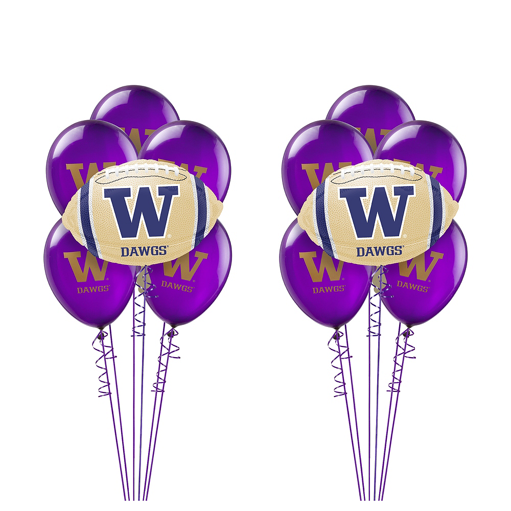 Nav Item for Washington Huskies Balloon Kit Image #1