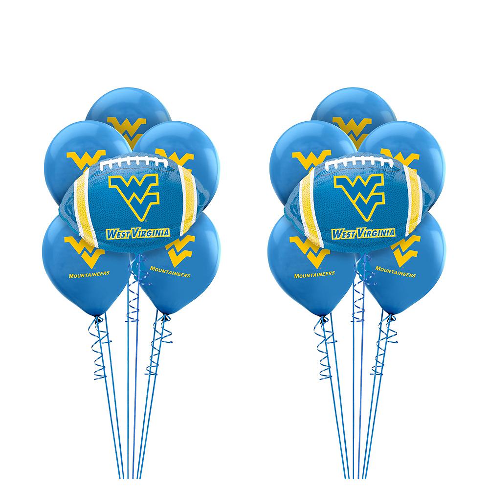 West Virginia Mountaineers Balloon Kit Image #1