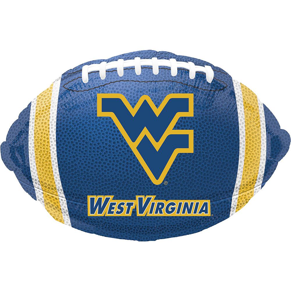 West Virginia Mountaineers Balloon Kit Image #2