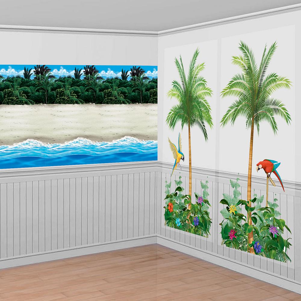 Sunny Beach Scene Setter Kit Image #1
