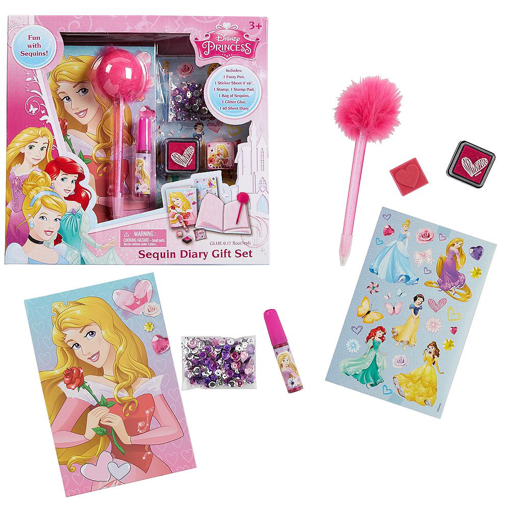 Disney Princess Diary Set 7pc Image #1