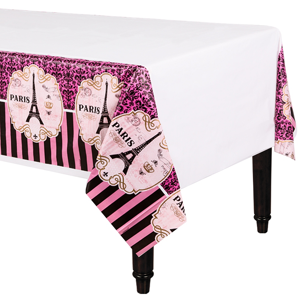 A Day in Paris Table Cover Image #1