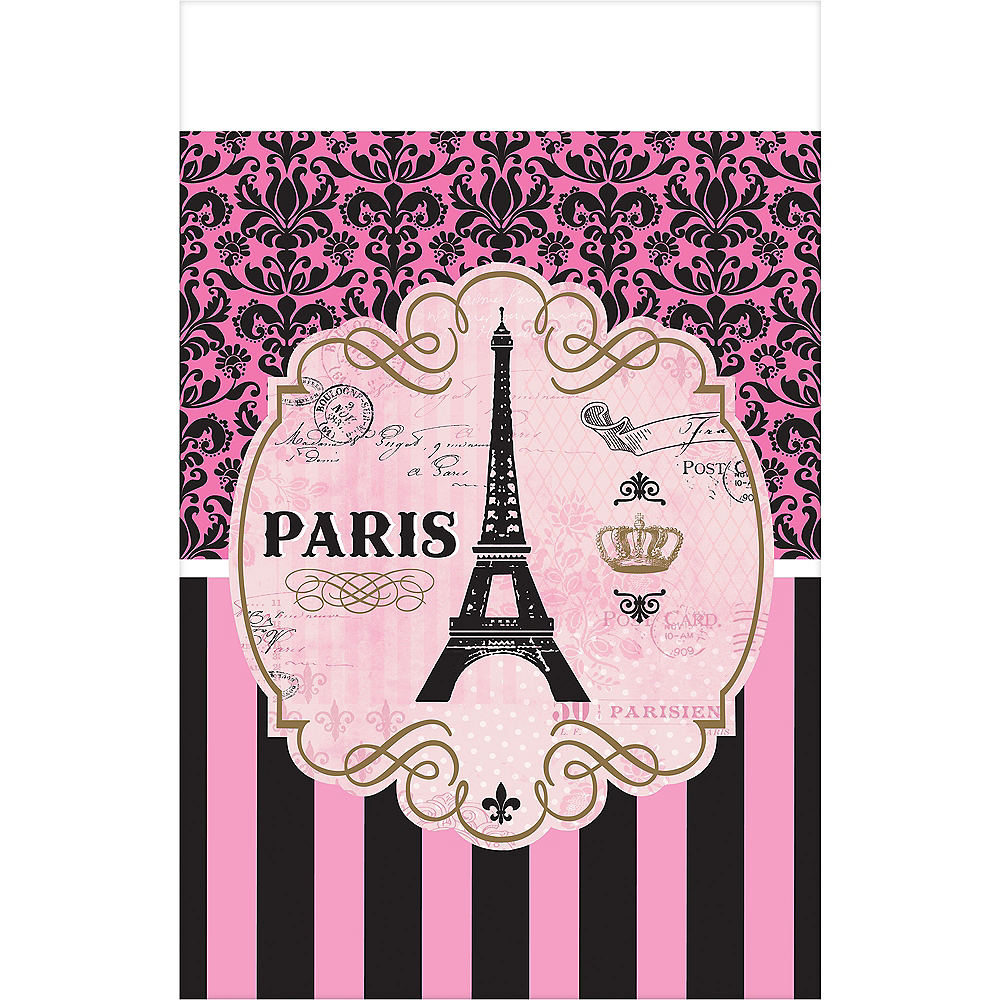 A Day in Paris Table Cover Image #2