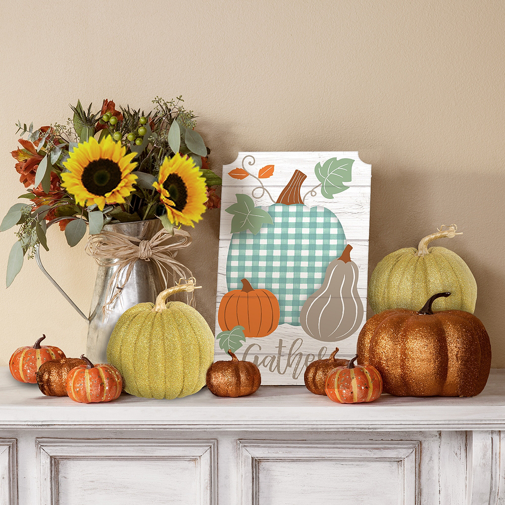 Shimmer Fall Decorating Kit Image #1